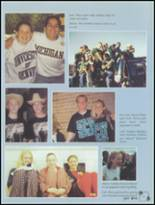 1999 Huron High School Yearbook Page 24 & 25