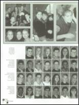 1999 Huron High School Yearbook Page 126 & 127