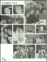 1999 Huron High School Yearbook Page 132 & 133