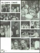 1999 Huron High School Yearbook Page 136 & 137