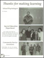 1999 Huron High School Yearbook Page 142 & 143