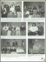 1999 Huron High School Yearbook Page 154 & 155
