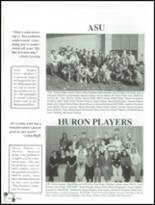 1999 Huron High School Yearbook Page 162 & 163