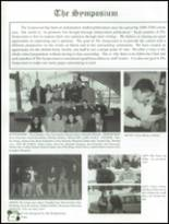 1999 Huron High School Yearbook Page 166 & 167