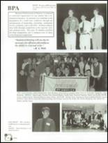 1999 Huron High School Yearbook Page 168 & 169