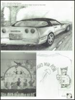 1999 Huron High School Yearbook Page 186 & 187