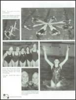 1999 Huron High School Yearbook Page 242 & 243
