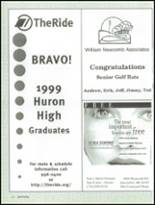 1999 Huron High School Yearbook Page 276 & 277