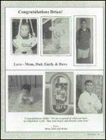 1999 Huron High School Yearbook Page 290 & 291