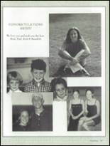 1999 Huron High School Yearbook Page 308 & 309