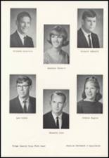 1966 Osceola High School Yearbook Page 20 & 21