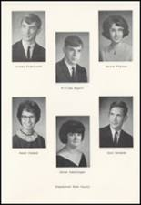 1966 Osceola High School Yearbook Page 24 & 25