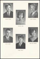 1966 Osceola High School Yearbook Page 26 & 27