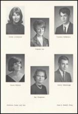 1966 Osceola High School Yearbook Page 28 & 29