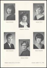 1966 Osceola High School Yearbook Page 30 & 31