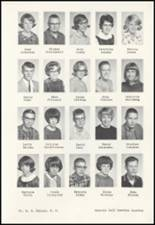 1966 Osceola High School Yearbook Page 38 & 39