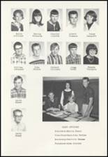 1966 Osceola High School Yearbook Page 40 & 41