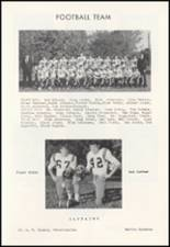 1966 Osceola High School Yearbook Page 58 & 59