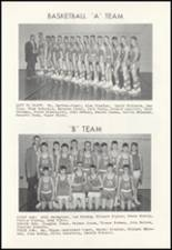 1966 Osceola High School Yearbook Page 62 & 63