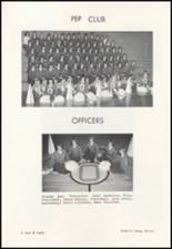 1966 Osceola High School Yearbook Page 70 & 71