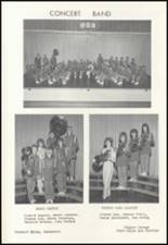 1966 Osceola High School Yearbook Page 84 & 85