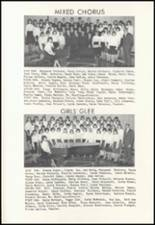 1966 Osceola High School Yearbook Page 90 & 91