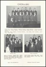 1966 Osceola High School Yearbook Page 94 & 95