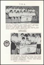 1966 Osceola High School Yearbook Page 96 & 97