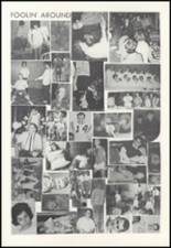 1966 Osceola High School Yearbook Page 100 & 101