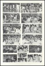 1966 Osceola High School Yearbook Page 104 & 105