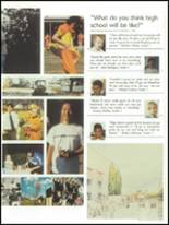 2000 South Pasadena High School Yearbook Page 56 & 57