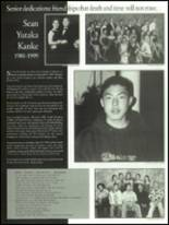2000 South Pasadena High School Yearbook Page 276 & 277