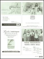 2000 South Pasadena High School Yearbook Page 288 & 289