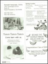 2000 South Pasadena High School Yearbook Page 354 & 355