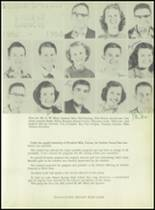 1953 Siloam Springs High School Yearbook Page 12 & 13
