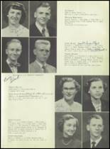 1953 Siloam Springs High School Yearbook Page 18 & 19