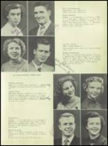 1953 Siloam Springs High School Yearbook Page 24 & 25