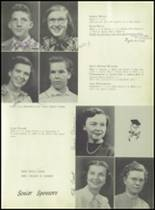 1953 Siloam Springs High School Yearbook Page 26 & 27
