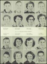 1953 Siloam Springs High School Yearbook Page 30 & 31