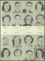 1953 Siloam Springs High School Yearbook Page 32 & 33