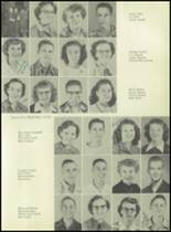 1953 Siloam Springs High School Yearbook Page 36 & 37