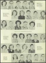 1953 Siloam Springs High School Yearbook Page 40 & 41