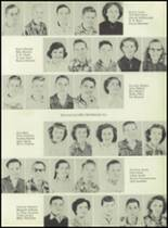 1953 Siloam Springs High School Yearbook Page 42 & 43