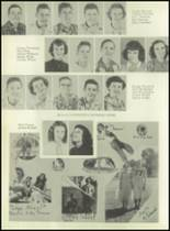 1953 Siloam Springs High School Yearbook Page 44 & 45