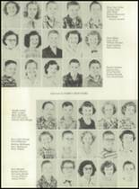 1953 Siloam Springs High School Yearbook Page 46 & 47