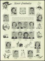 1953 Siloam Springs High School Yearbook Page 48 & 49