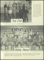 1953 Siloam Springs High School Yearbook Page 56 & 57