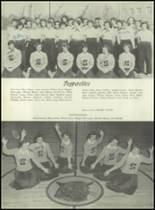 1953 Siloam Springs High School Yearbook Page 62 & 63