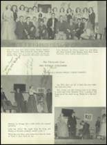 1953 Siloam Springs High School Yearbook Page 64 & 65
