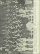 1953 Siloam Springs High School Yearbook Page 66 & 67